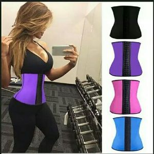 LATEX WAIST CINCHER SPORT WAIST TRAINER