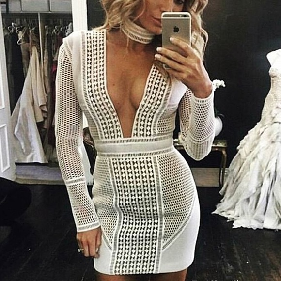 dfdce4dd Balmain Dresses & Skirts - Balmain inspired dress