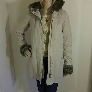 New Zara convertible coat