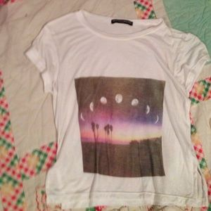 Brandy Melville moon phases top
