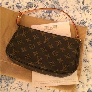 💯Authentic Louis Vuitton Pochette