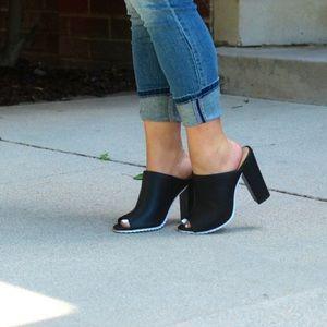JustFab Shoes - JustFab Mules!