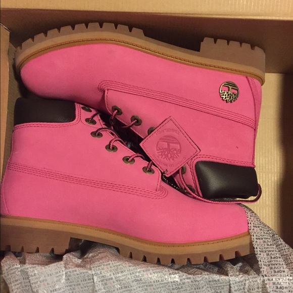 4bd0def39 Timberland Shoes | Brand New Pink Boots | Poshmark