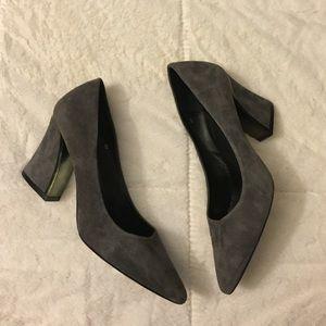 Vaneli Shoes - Marmi Shoes Gray Heels!