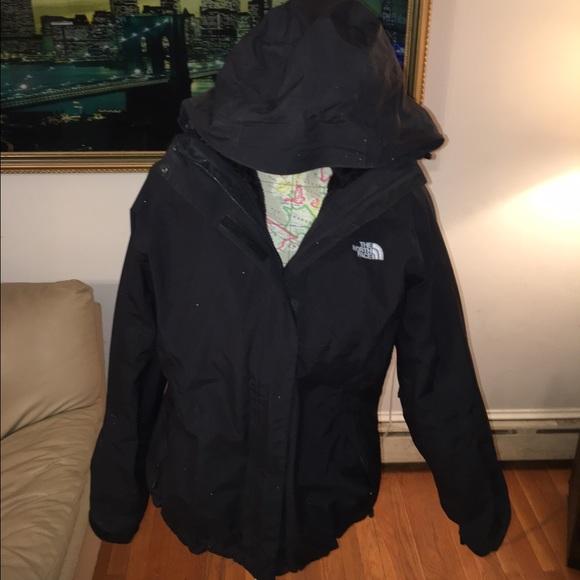 94d296bce Northface Women's Boundary Triclimate jacket