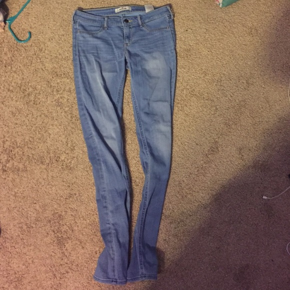 64% Off Hollister Denim - Light Blue Hollister Jeans From Katieu0026#39;s Closet On Poshmark