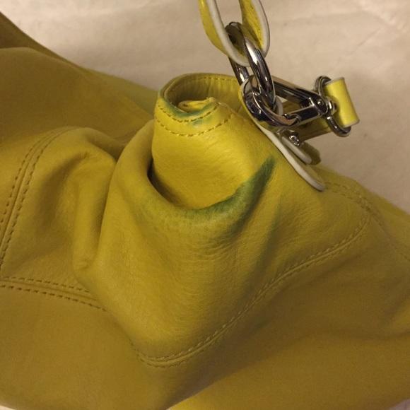 Hayden Harnett Bags - Yellow Hayden Harnett Hobo!
