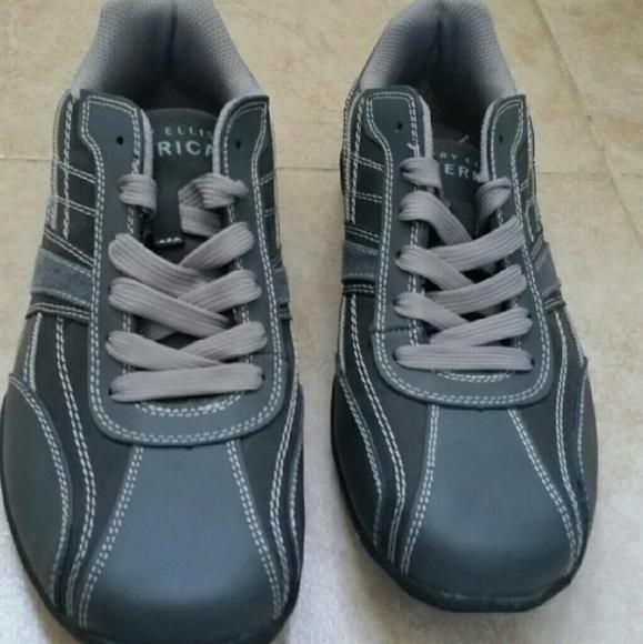 Perry Ellis America Shoes Black