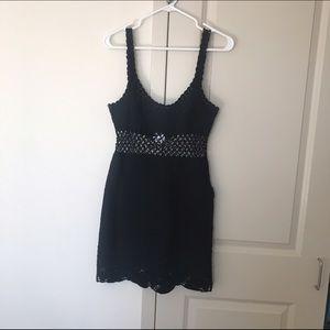 NWT Lisa Maree Crochet Dress
