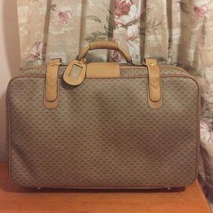 GUCCI Handbags - tonight!★ GUCCI LUGGAGE CARRY-ON HANDBAG