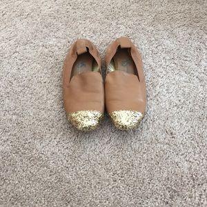 Shoes - Yosi Samra gold toed shoes