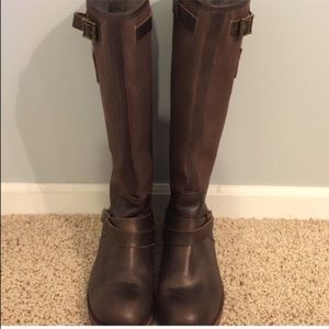 Caterpillar  Shoes - CAT Corrine riding boots