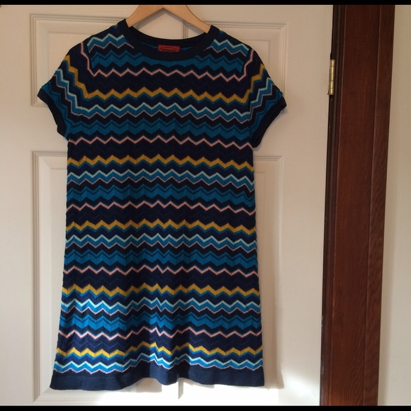 Missoni for Target Dresses - Missoni for Target tunic - worn once!