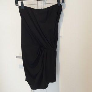 Iro black 'Alaska' dress