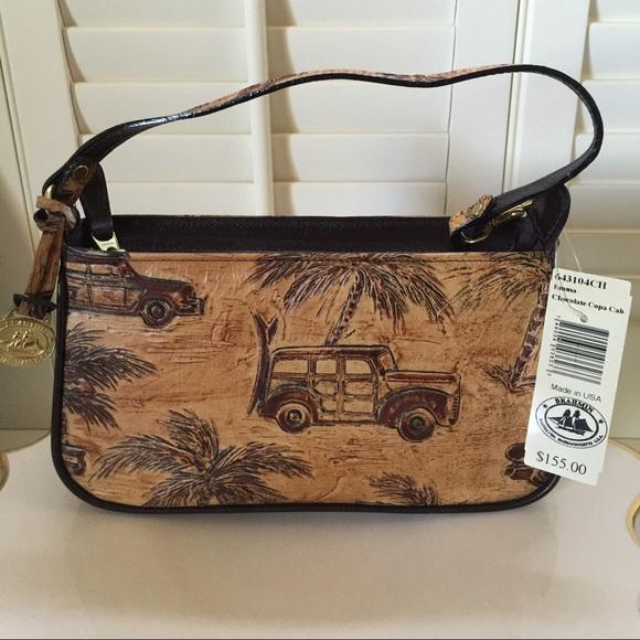 Brahmin Bags   Woody Handbag   Poshmark 190ea1d508