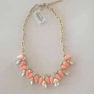 Last OneJ. Crew Angel Wing Necklace