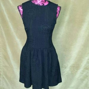 Zara Jacquard Dress