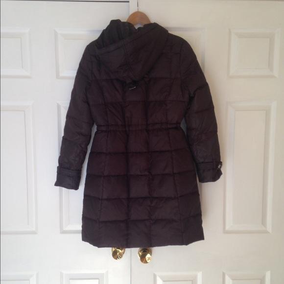 52 off michael kors jackets blazers michael kors down long winter coat from kelsey 39 s closet. Black Bedroom Furniture Sets. Home Design Ideas