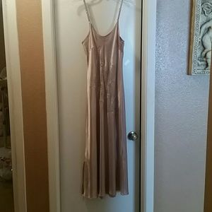 Cabernet  Other - Beautiful Gold  Embroidery Night Gown