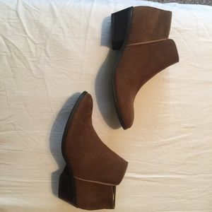Shoes - Brand new, never worn. These are 6.0 . Brown