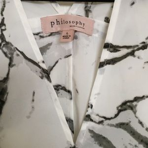 Philosophy Tops - Philosophy Marble Top