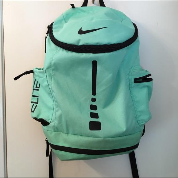 7de118f10791 Mint Nike Elite Backpack. M 56a5228f3c6f9f8e52006342