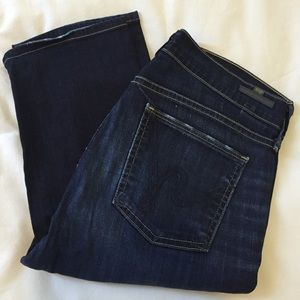 Citizens of Humanity - Straight Leg Jeans