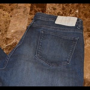 "Loomstate Organic Cotton Harmony Jeans 28"" inseam"