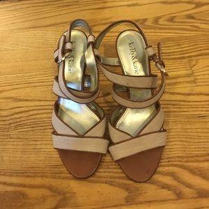Kelly & Katie Shoes - Scrappy summer heels