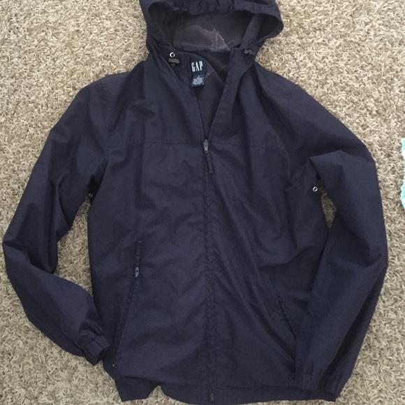 2c025357a Women's Gap Rain Jacket