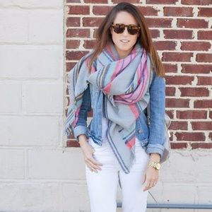 aerie Accessories - Oversized Aerie blanket scarf