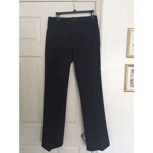 Banana Republic Pants - Banana Republic Martin Fit black trousers, sz 4