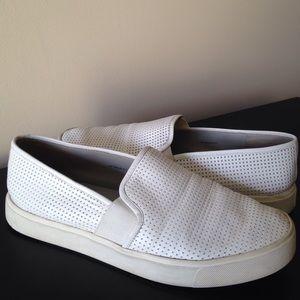 Vince Blair Perforated Skater Sneaker