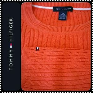 Tommy Hilfiger Sweaters - Tommy Hilfiger Ladies Sweater