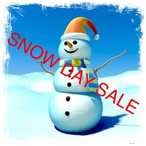 Other - SALE Is still on!!! Til the snow melts!!  ☃☃☃
