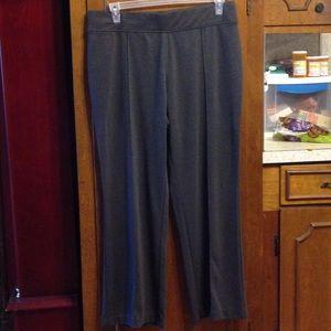 80%20 Pants - George NWOT! Never worn! Gray dress pants