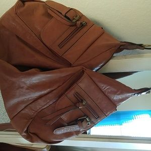 Handbags - Oversize. Saddle bag purse