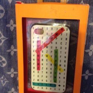Kate Spade iPhone 4 phone case