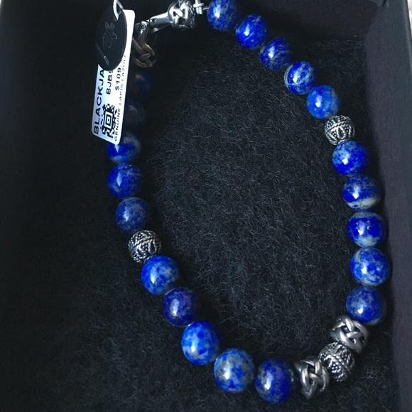 7b251704c8839 Men's Lapis Lazuli bracelet Boutique