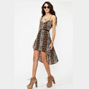 Nairobi cut out dress