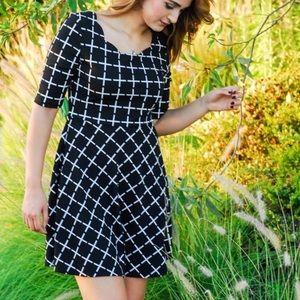 Relished Dresses & Skirts - Relished Check on Me Dress