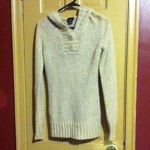 Rue 21 Hooded Wool Sweater