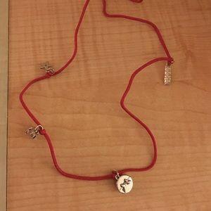 Dior charm bracelet/necklace