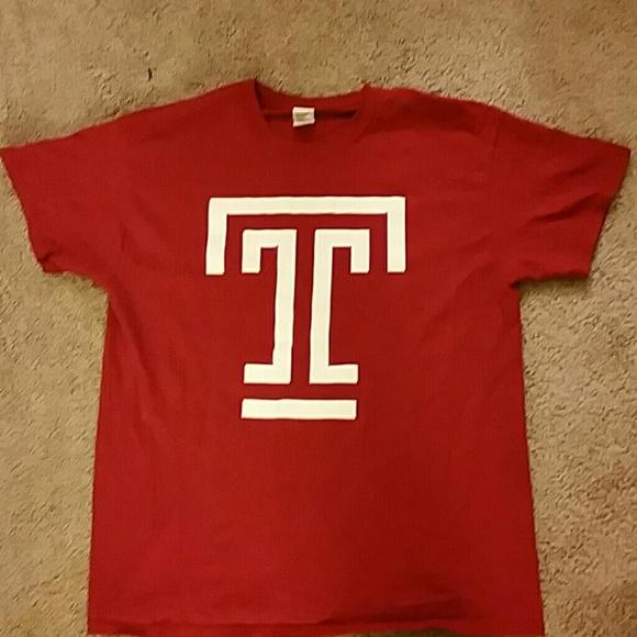 online store ea87d 2c46b Temple University T-Shirt