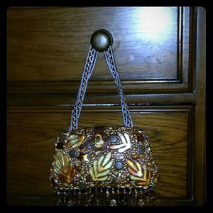 Handbags - Handmade beaded purse