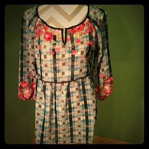 Angie Tops - Lightweight Tunic-Dress 🌺🌺🌺🌺🌺🌺🌺🌺🌺🌺🌺💟
