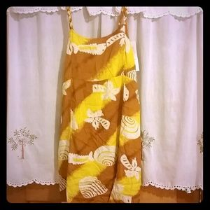 Dresses & Skirts - NWT sundress. Last Markdown!! Donating soon!!