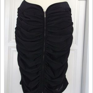 NWOT Zac Posen for Target Ruched Pencil Skirt