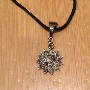 Jewelry - Sun pendant