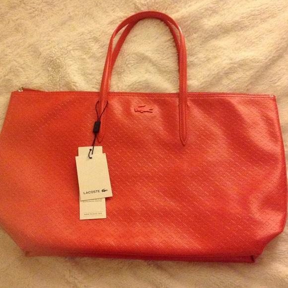 BAGS - Handbags Lacoste v6dnv